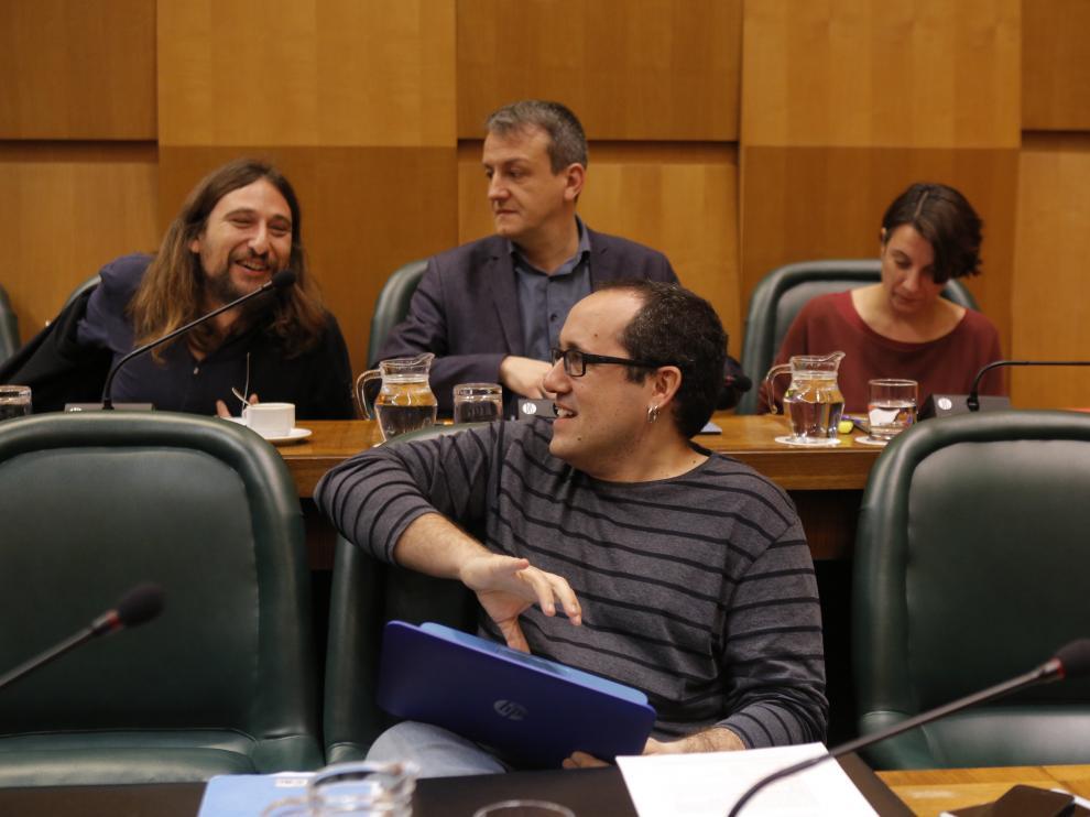 Pleno del Ayuntamiento de Zaragoza