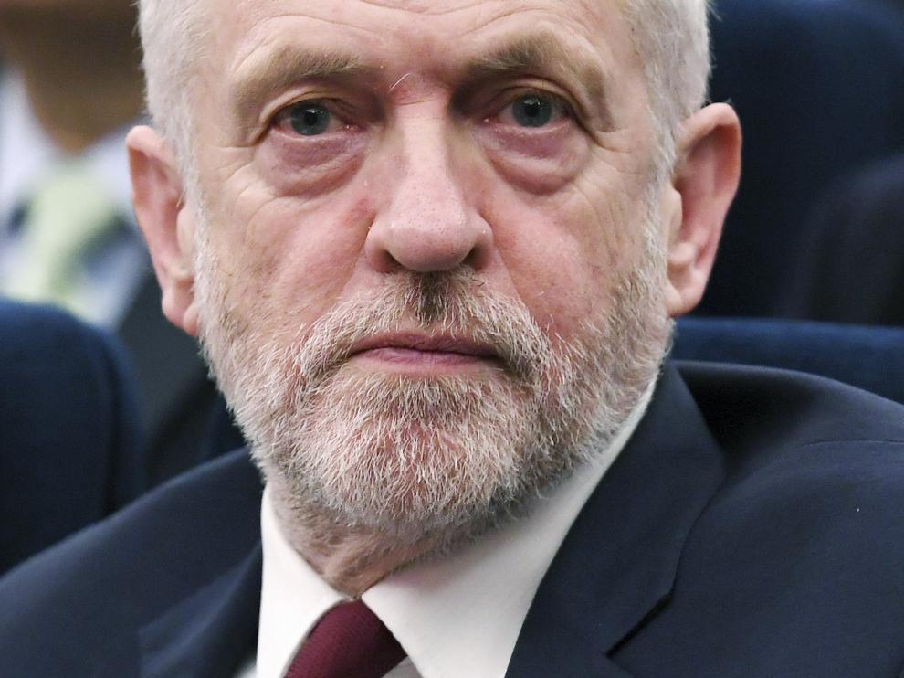 El líder del Laborismo británico, Jeremy Corbyn.