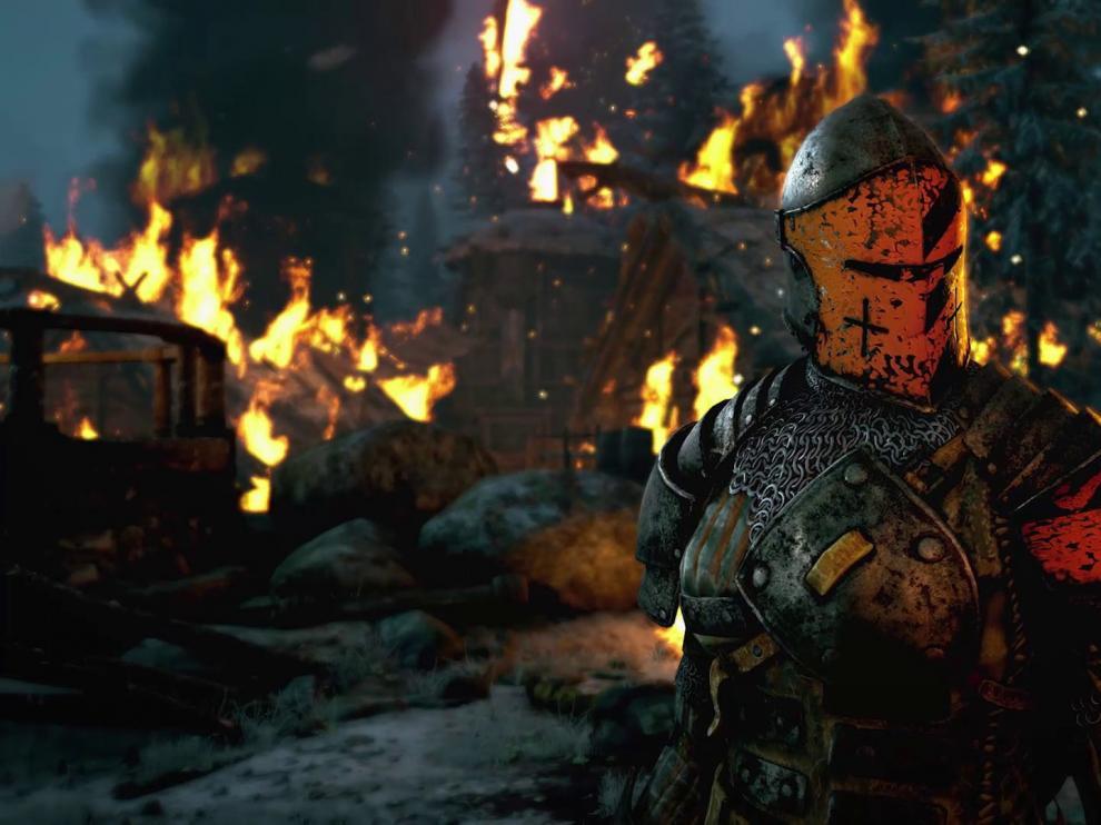 Un multijugador masivo en el que pasar horas repartiendo espadazos y danzando al ritmo que marca del combate medieval.