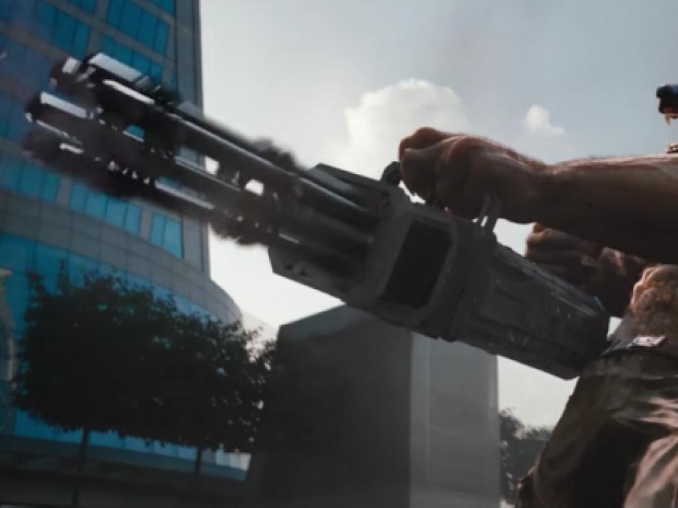 Escena de la película rusa 'Los defensores'.