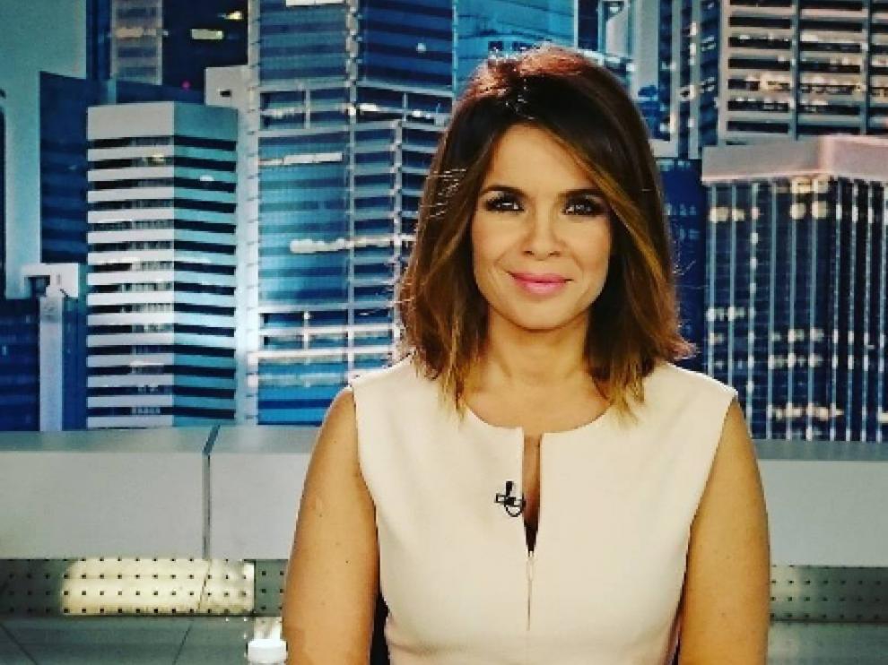La periodista Carme Chaparro.