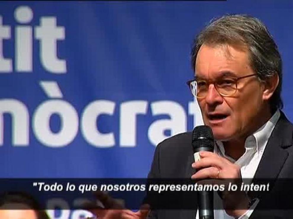 Artur Mas, en una imagen de archivo.