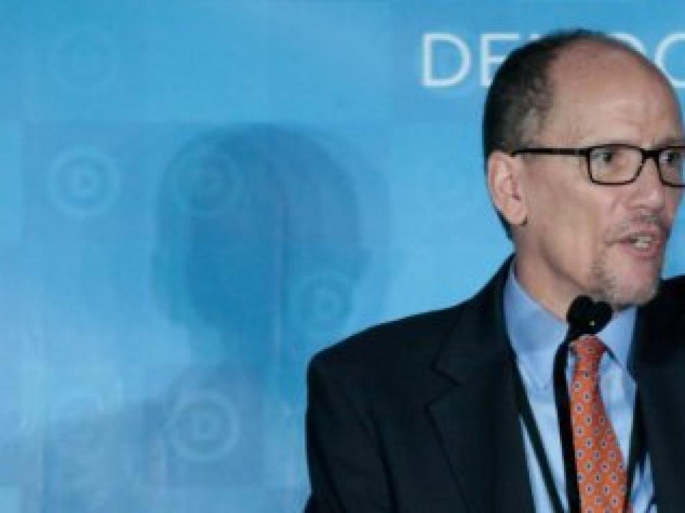 Tom Pérez, nuevo líder del Partido Demócrata de Estados Unidos.