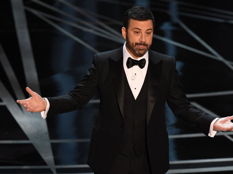 Jimmy Kimmel en los Óscar.