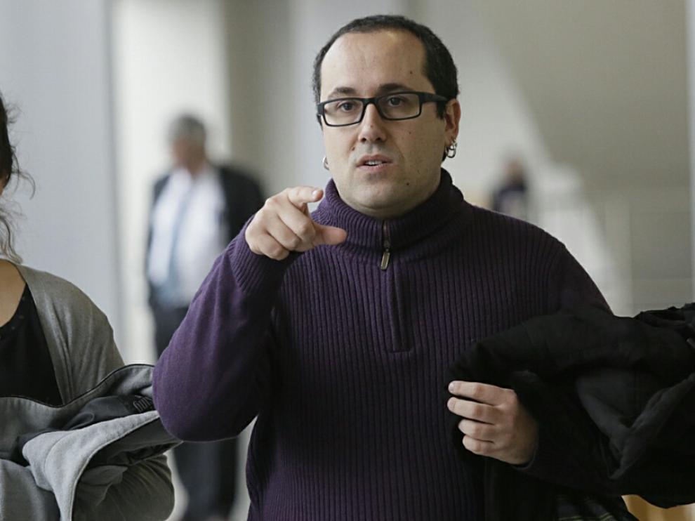 Alberto Cubero, en imagen de archivo.