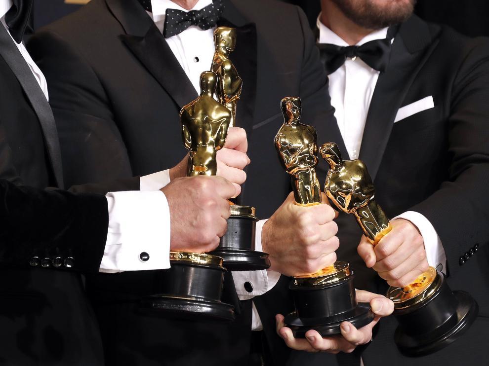 La gala de entrega de los Premios Óscar del año pasado