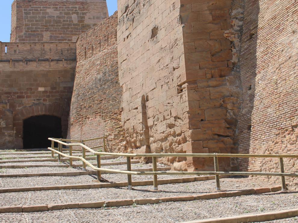 Castillo de Monzón.