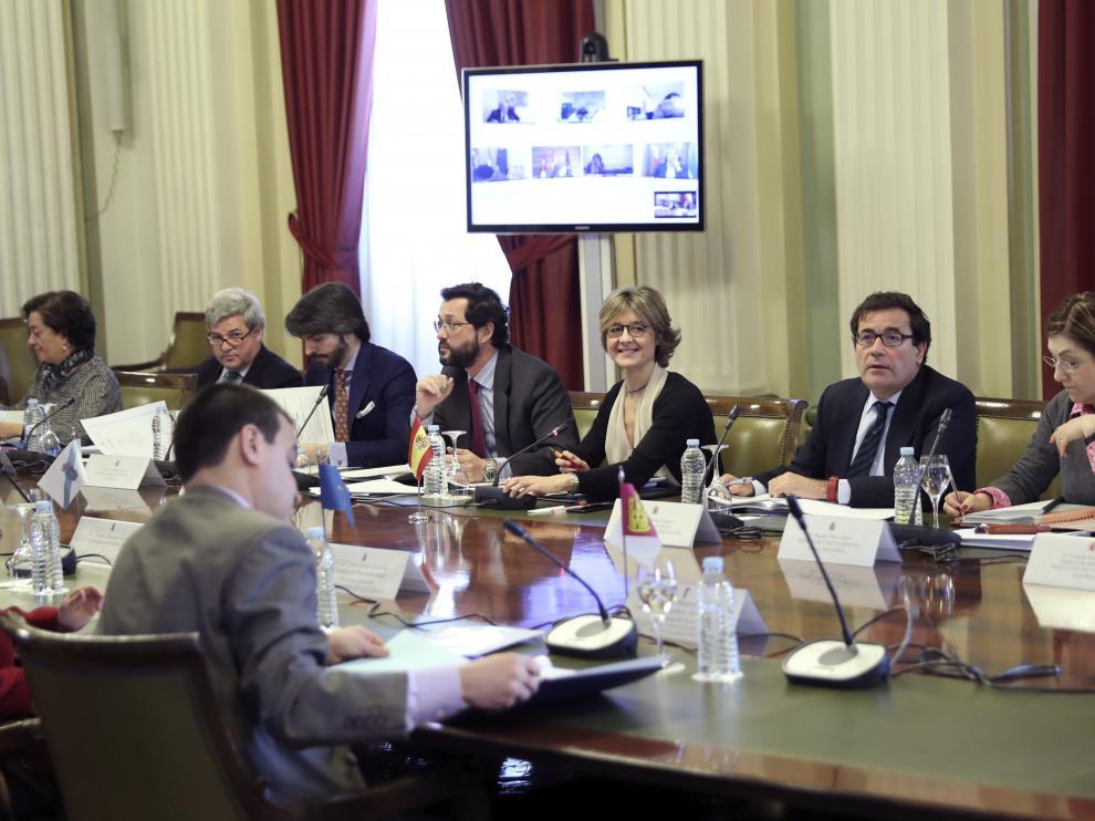 Isabel García Tejerina ha presidido el Consejo Consultivo de Agricultura.