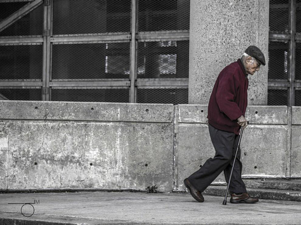 Las personas mayores que eligen mal el calzado empeoran su calidad de vida