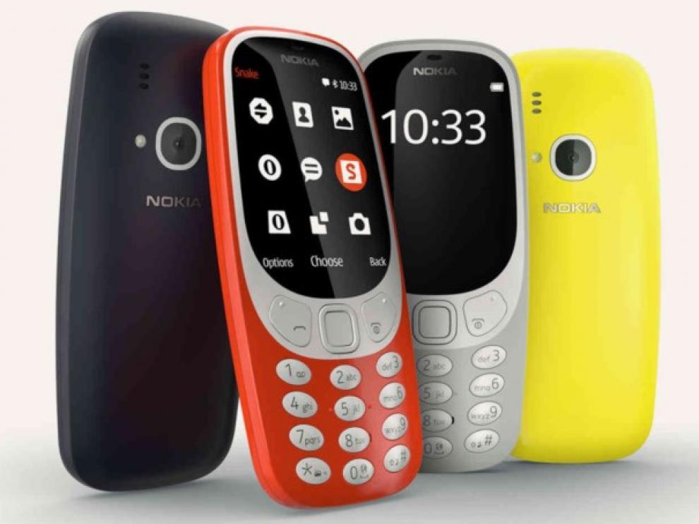 El nuevo Nokia 3310