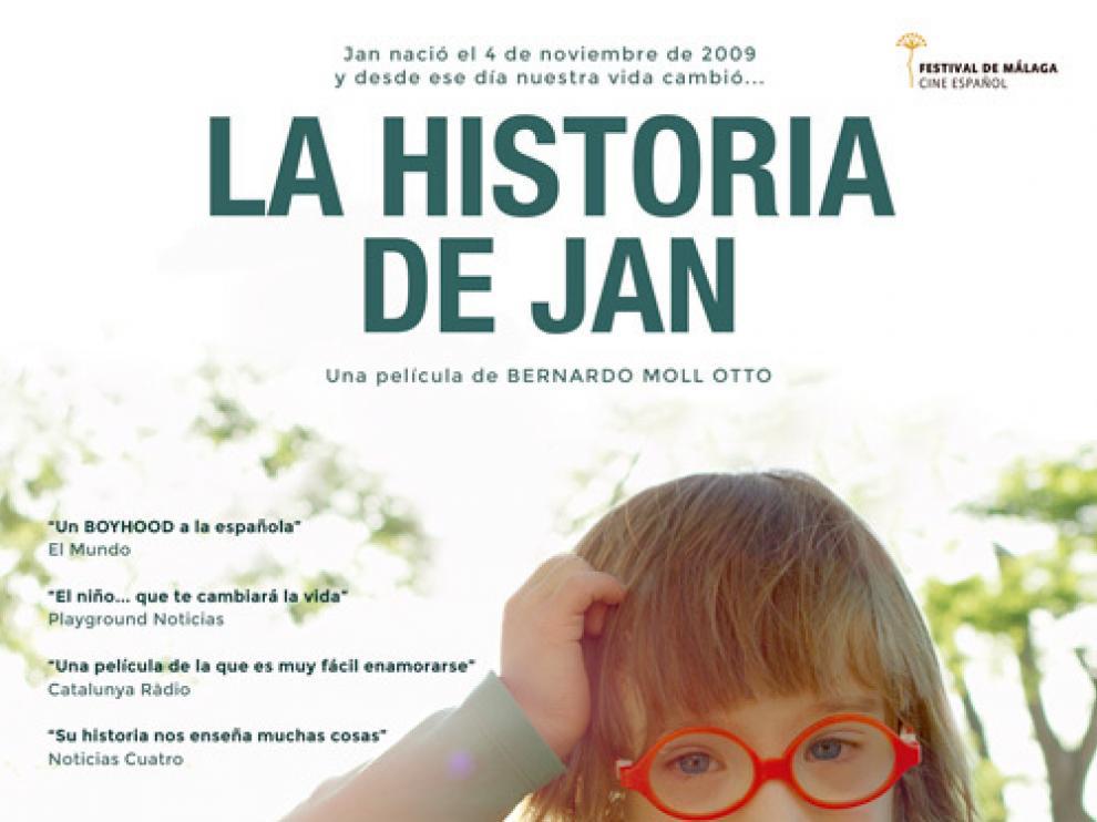 'La historia de Jan' es un documental español sobre un niño con síndrome de Down.