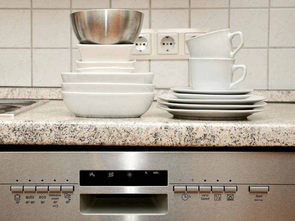 La vajilla no es lo único que puede limpiarse en este electrodoméstico