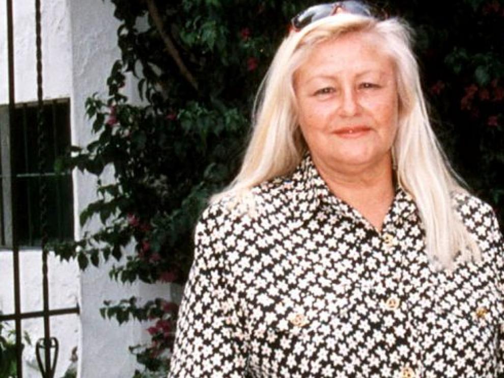 La extorera María de los Ángeles Hernández Gómez, 'Ángela', en una foto de archivo.