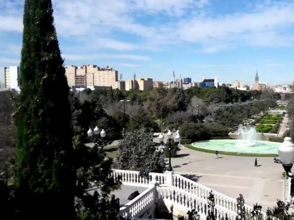 Imagen de archivo del Parque Grande