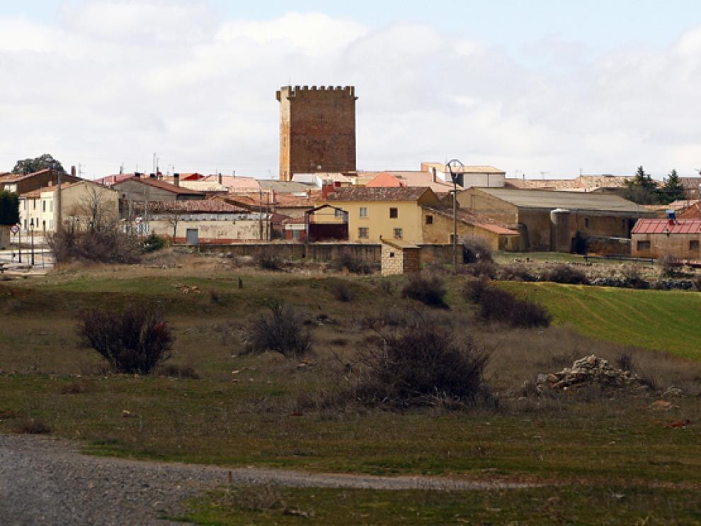 La localidad soriana de Noviercas