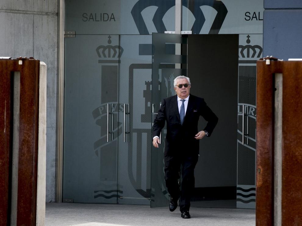 Delso niega haber recibido 72.000 euros