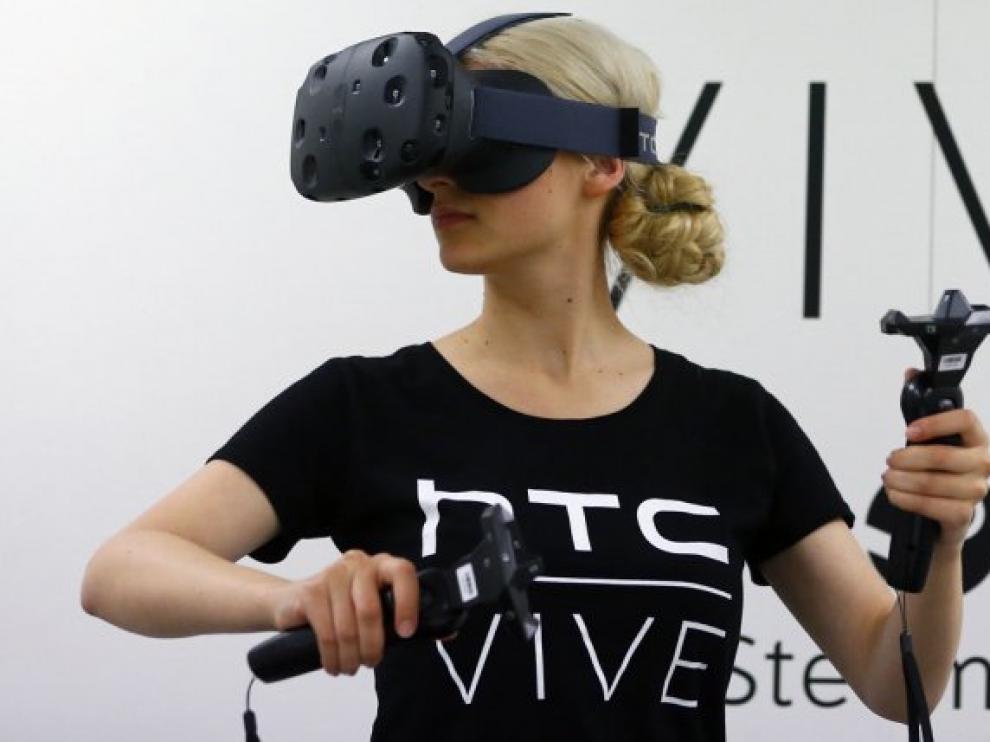 Las HTC Vive están consideradas las mejores gafas de realidad virtual del mercado
