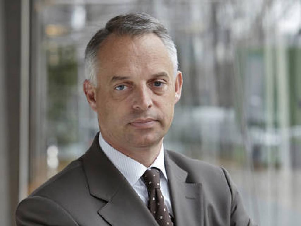 Xavier Peugeot, jefe de Producto de Citroën y miembro de la familia del grupo PSA.
