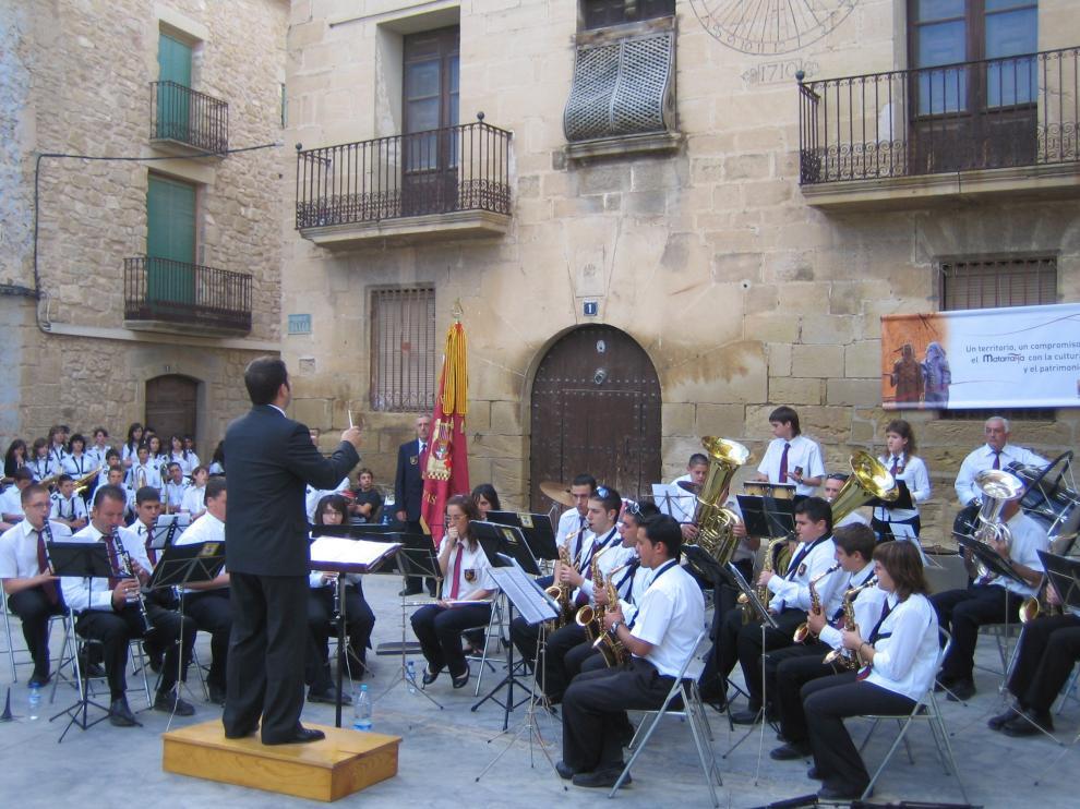 El encuentro reúne cada año a más de cien músicos.