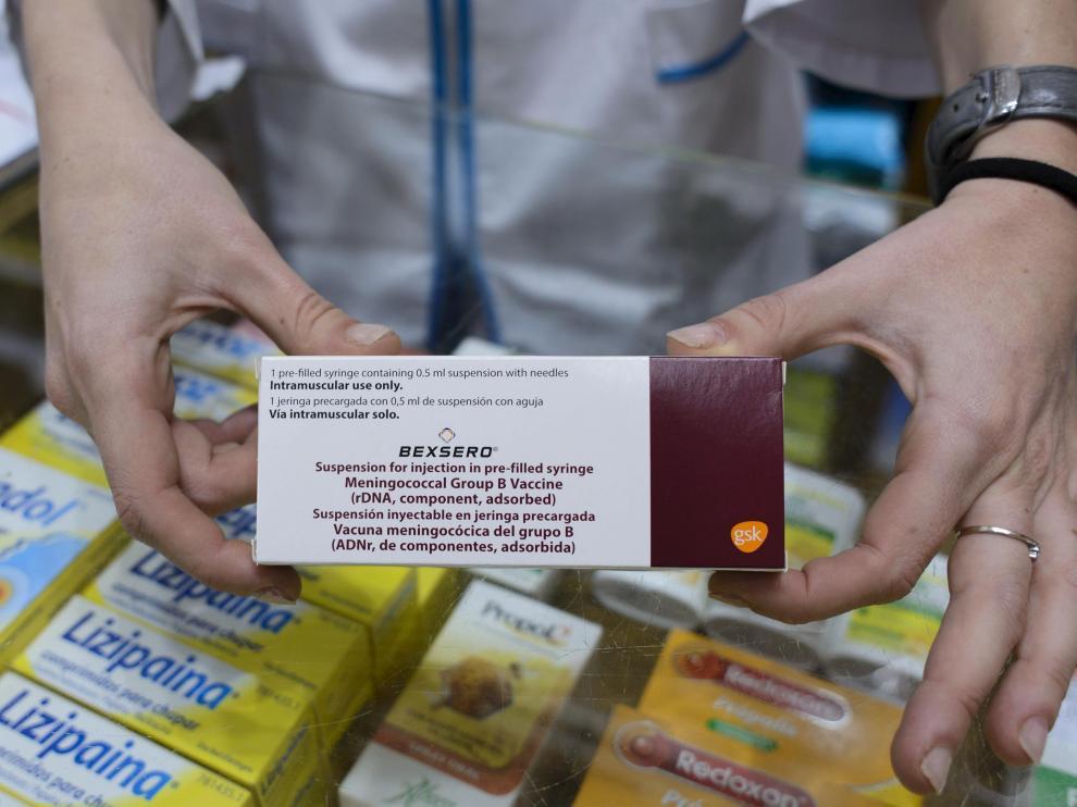 El Bexsero se vende en las farmacias desde octubre de 2015.