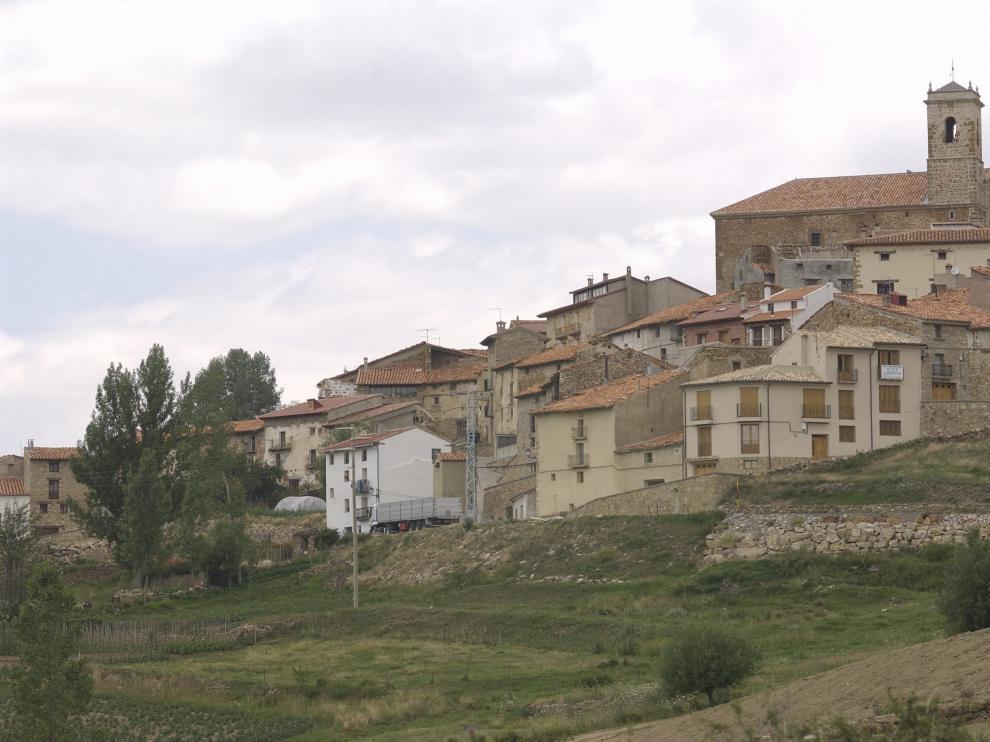 Valdelinares, el pueblo a más altura de Aragón