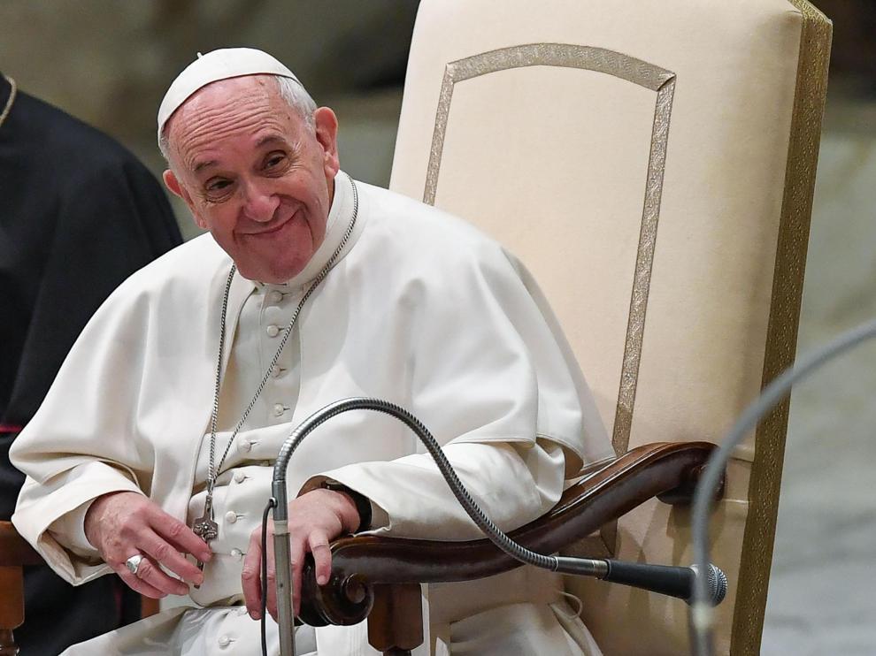 Francisco, el Papa más pop de la historia.