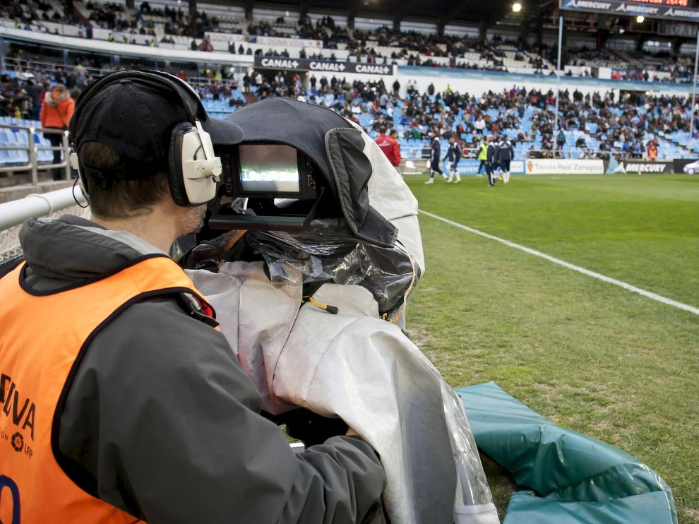 El Real Zaragoza ha sido escogido en 23 ocasiones para el partido en abierto de GOL.
