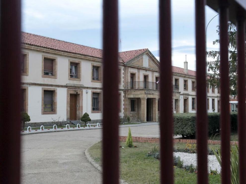 La cárcel de Soria en una fotografía de archivo.