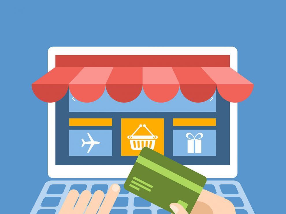 La posibilidad de llegar a más gente es uno de los incentivos para que las tiendas tradicionales se instalen en internet.