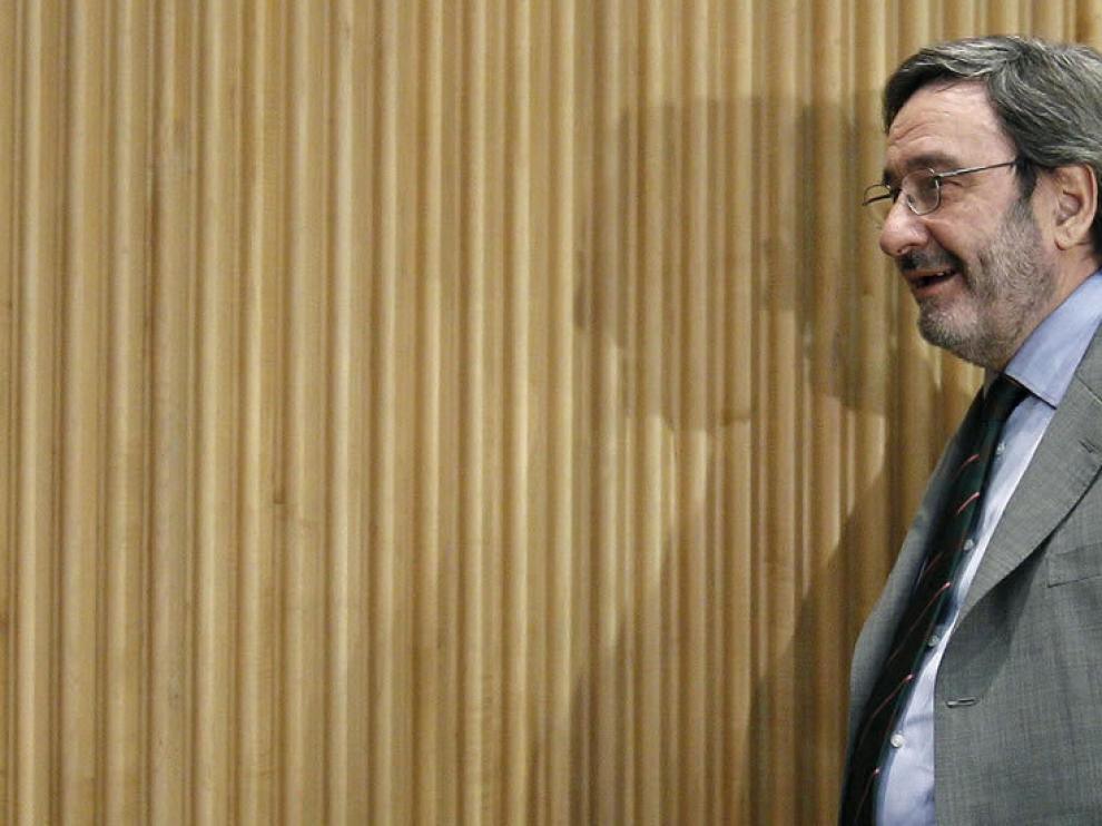 Narcís Serra en una foto de archivo.