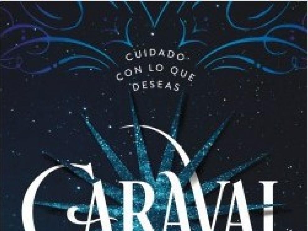 El libro 'Caraval'.