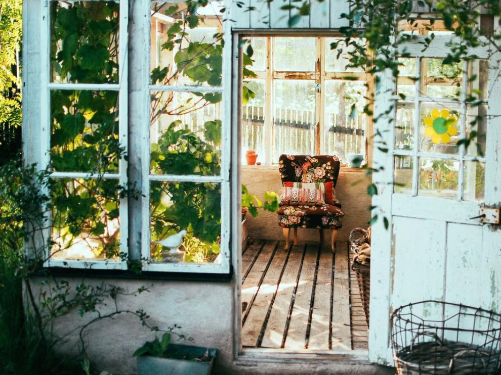 La naturaleza invade la decoración de los hogares en primavera.