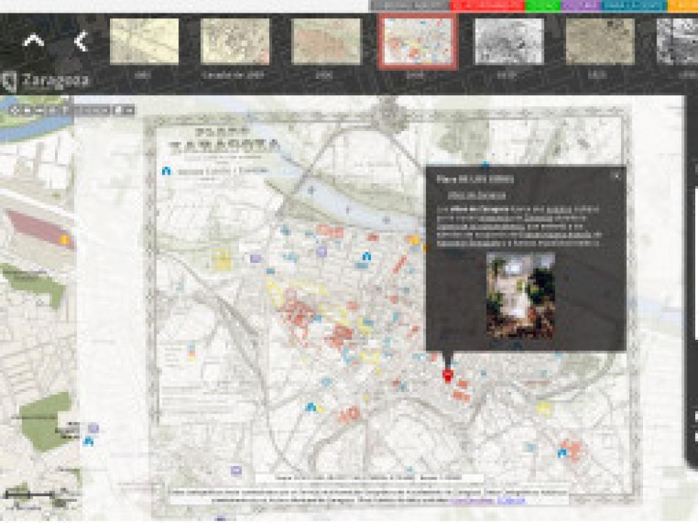 Imagen de la aplicación.