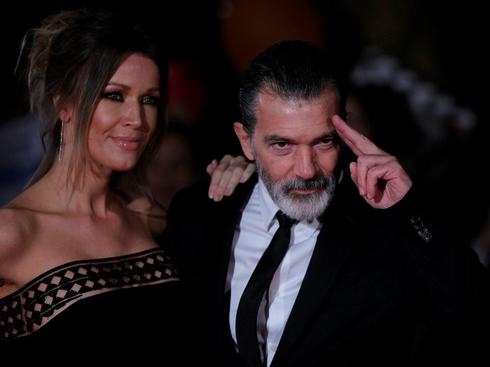 Antonio Banderas en el Festival de Cine de Málaga