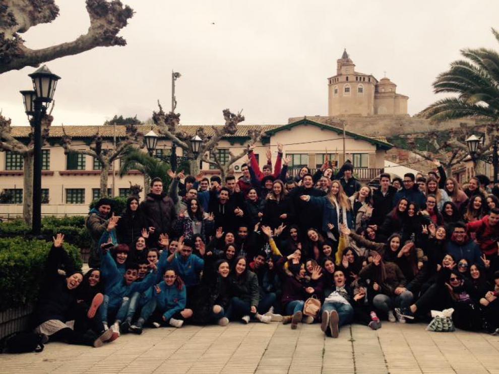 Encuentro de Jóvenes Dinamizadores Rurales, en Quinto.