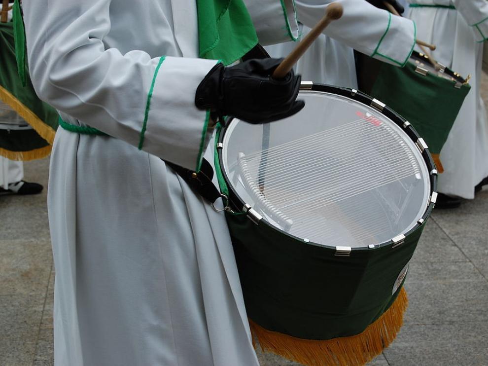 La Semana Santa se vive de manera diferente en cada municipio de Zaragoza