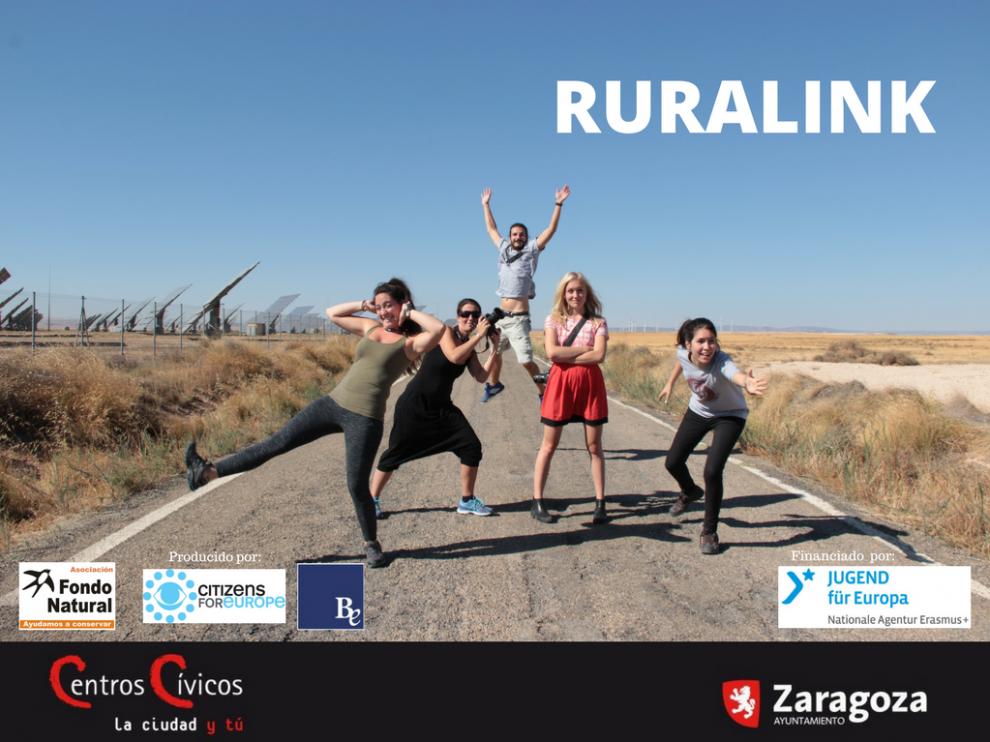 El documental 'Ruralink' se presenta este jueves en Zaragoza