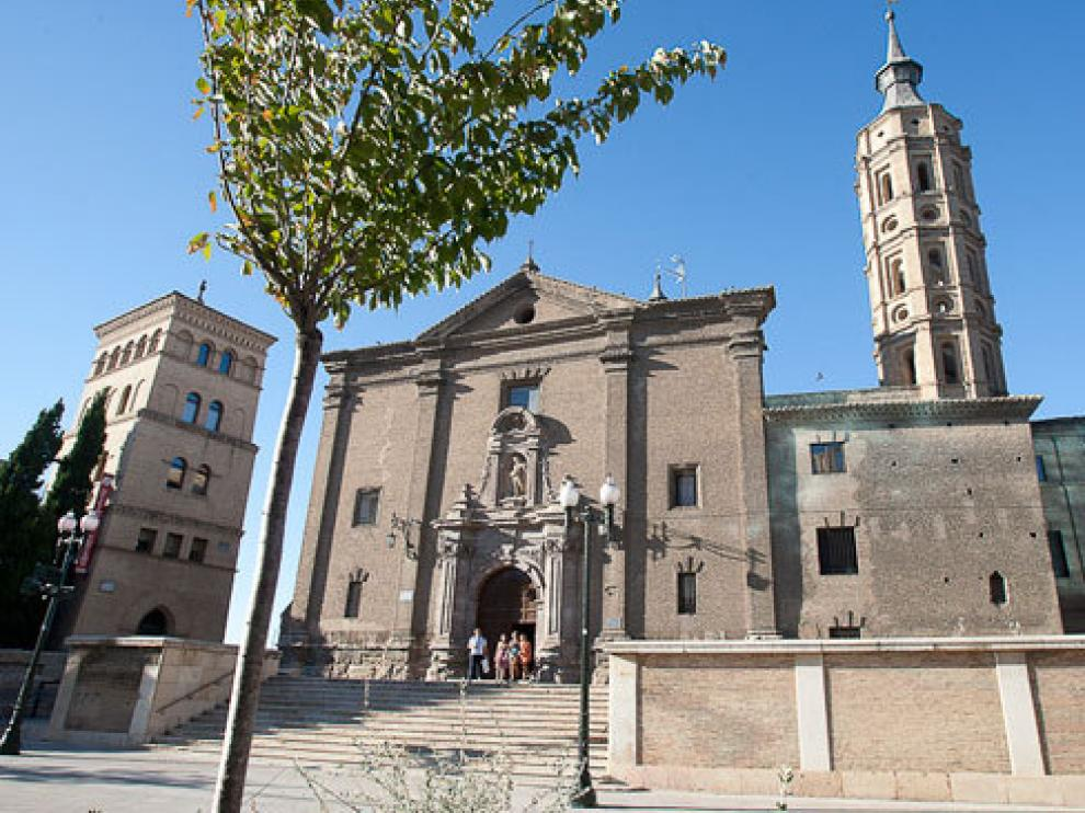San Juan de los Panetes (Zaragoza).