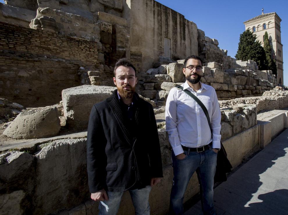 Sergio Martínez y Santiago Navascués.
