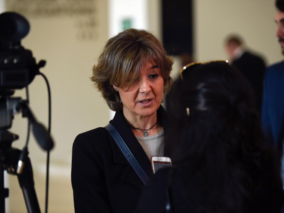 La ministra de Agricultura, Isabel García Tejerina, en una imagen de archivo.