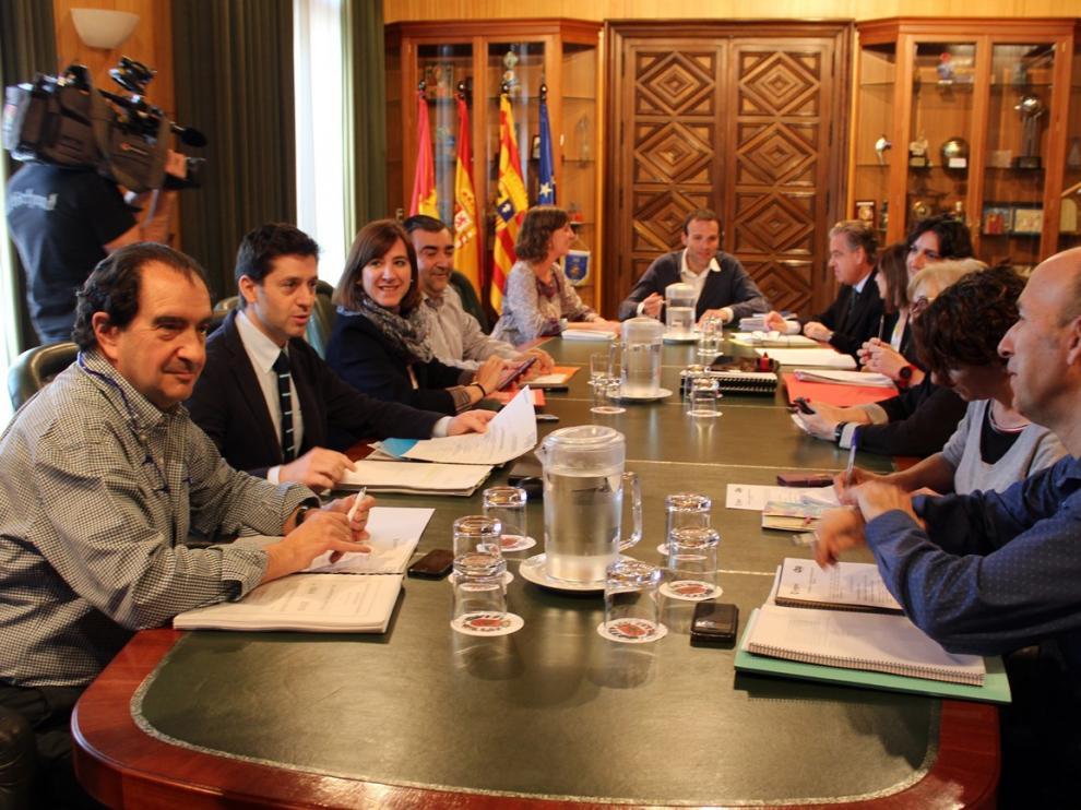 Comisión de Ecociudad.