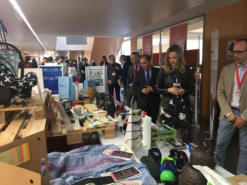 Feria de Tiendas Virtuales de Aragón.