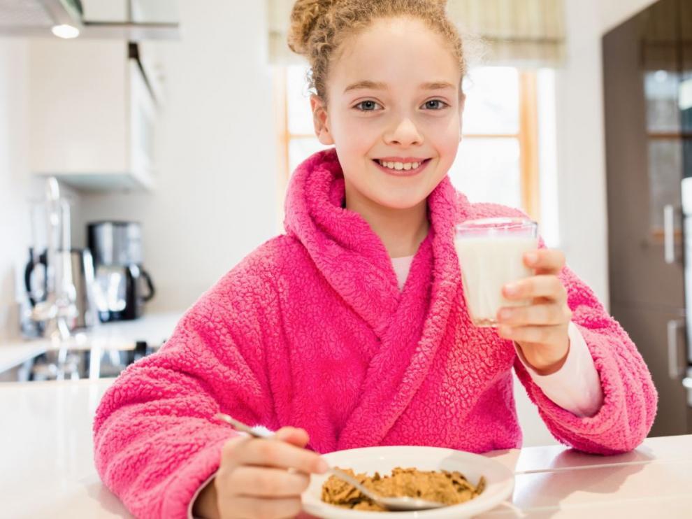 No desayunar o hacerlo mal puede tener efectos negativos en el rendimiento escolar de nuestros hijos.