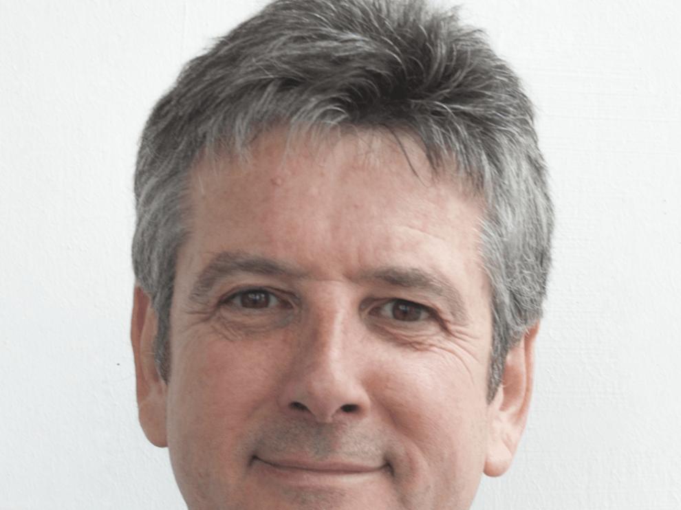 El concejal del grupo municipal del PSOE, Javier Trívez.