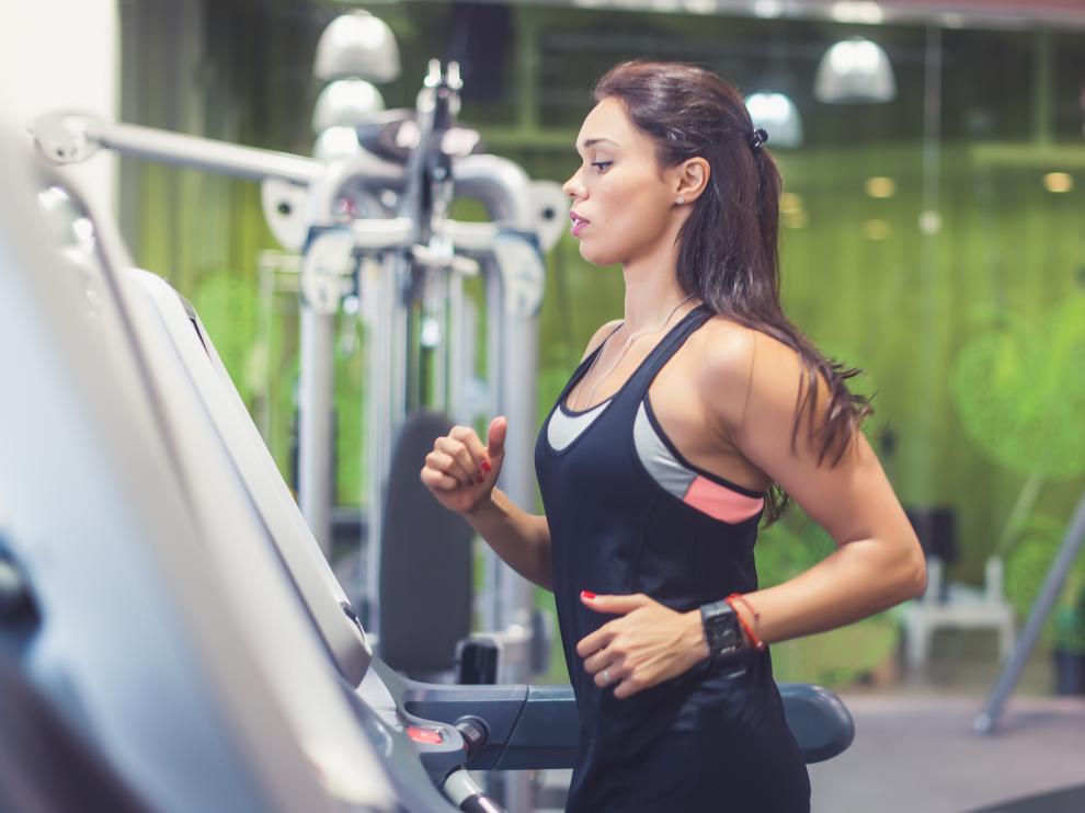 El gimnasio es un espacio compartido y hay que mantener unas reglas de convivencia.