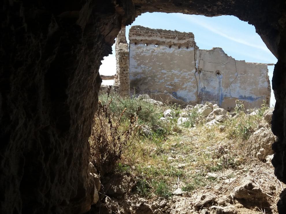 El pueblo viejo de Rodén, declarado Bien de Interés Cultural