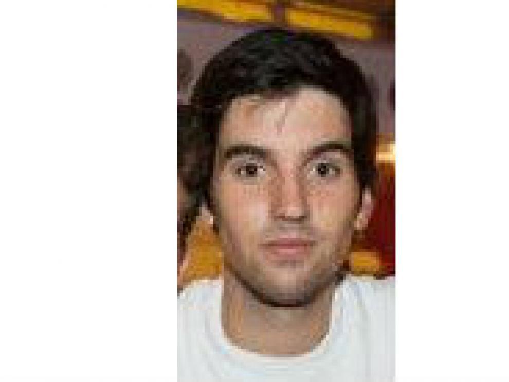 Carlos Pellejero estudiante de Enfermería en la Universidad de Zaragoza falleció este domingo atropellado en Tudela.