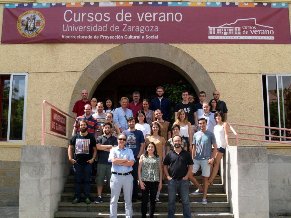 Los cursos de la Universidad de Verano ofrecen este año casi cincuenta temáticas distintas.