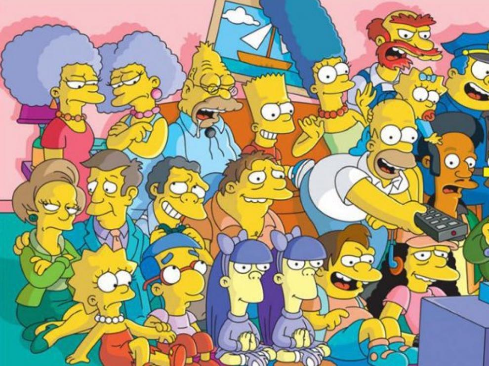 Los Simpson se han emitido en Antena 3 desde 1994.