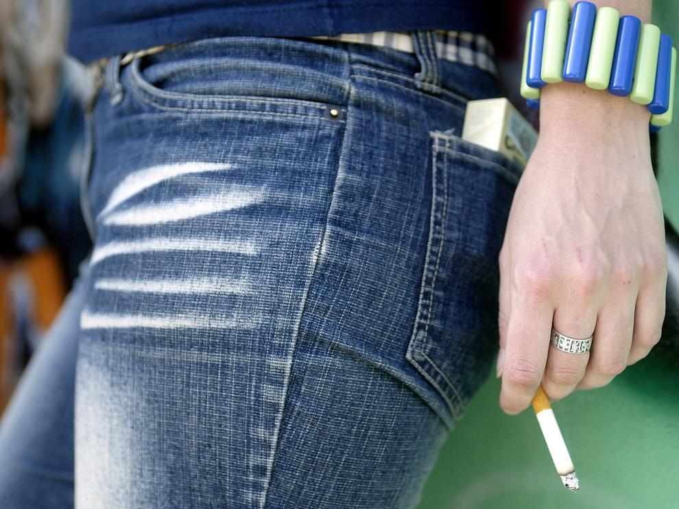 La edad de inicio de consumo de tabaco se está desplazando hacia abajo, situándose en los 12 años.